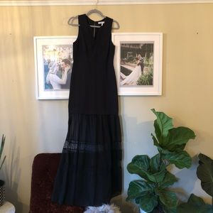 BCBGenerarion Black Formal Dress Maxi